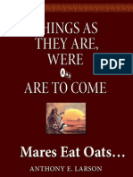 Mares Eat Oates . . .