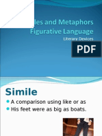 Similes and Metaphors PPT