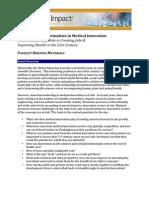 Iowa Impact ! Medical Innovation Summit