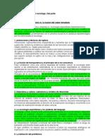 Resumen Bourdieu La Ruptura