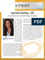Rachel Hurley, J.D.  - biography for Iowa Impact Medical Innovation Summit