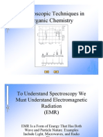 Spectroscopy Introduction