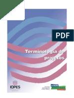 Terminologia de Projetos - IOPES