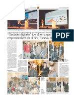 Interactivar Ltda Founder in Diario Financiero Chile