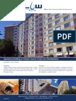 Nu Flow Finland Apartments