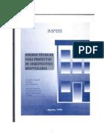 Norma Técnica para Infraestructura Hospitalaria - R.M. N°482-96-SAI