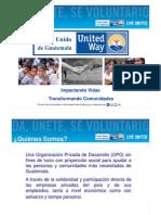 Presentacion Fondo Unido