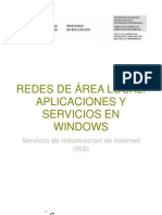 Redes de Area Local Windows