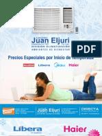 Climatización   Almacenes Juan Eljuri