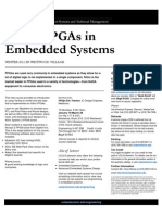 FPGAs in Embedded Sys
