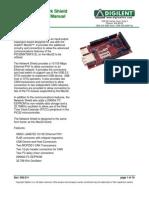 ChipKIT Network Shield_manual