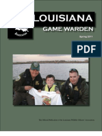 Louisiana Game Warden - Spring 2011 Magazine