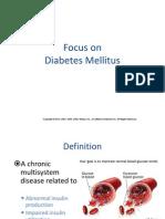 Ch 49 Diabetes