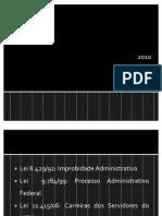 Legislação MPU Márcio Azevedo