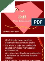 Oficina Química no cotidiano - café