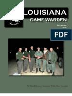 Louisiana Game Warden - Fall / Winter 2010 Magazine