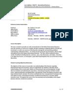 UT Dallas Syllabus for ba4371.hon.11f taught by Charles Hazzard (cxh056000)