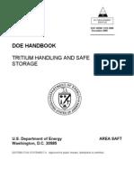Tritium Handling and Safe Storage