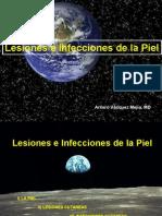 Lesiones e Infecciones de La Piel