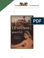 Arteaga Almudena de - La Esclava de Marfil