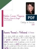 Catálogo de Servicios 2011