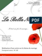 Dossier La Bella Noce