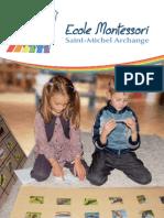 Plaquette Montessori Compiegne