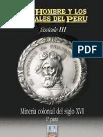 Minerales y Metales del antiguo Perú  III