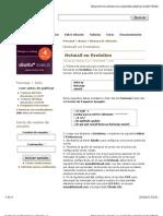 Hotmail en Evolution Ubuntu-Es