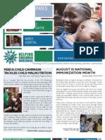 August 2011 AP Newsletter