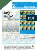 Andy Warhol Lider Da Cultura Pop