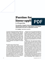 Ferrites for Linear Appl_properties_snelling