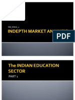 Indepth Market Analysis Fore Vision