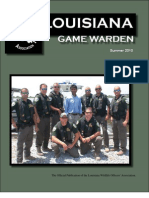 Louisiana Game Warden - Summer 2010 Magazine