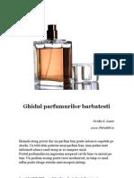 Ghidul parfumurilor barbatesti