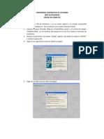 Manual de Instalacion SIIGO