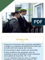 EL MORMONISMO, CLASE _3