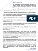 BenchPro ESD Q&A as per Oct 2010.pdf