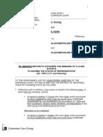 Class Action Lawsuit - Avandia
