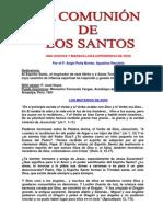 Comunion de Los Santos