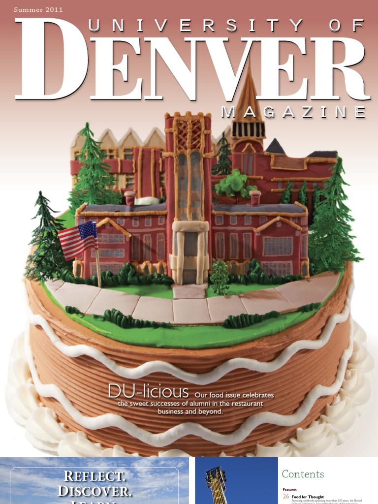 2011 Summer: University of Denver Magazine | Taste | Brewery