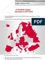 Sponsor Globe Insight Football League Title Sponsors ENG