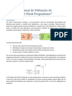 Manual SPI Flash Programmer