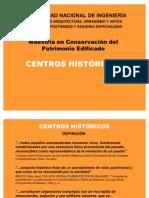 centros historicos