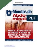 Abdominales en 6 Minutos