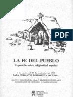 La Fe Del Pueblo; Expo Sic Ion Sobre La Religiosidad