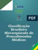 Tabela de Procedimento AMB