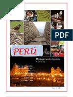 Peru Tarea de Herramientas(1)
