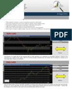 Forex Market Insight 25 August 2011