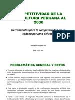 Competitividad de La Caficultura Peruana Al 2030